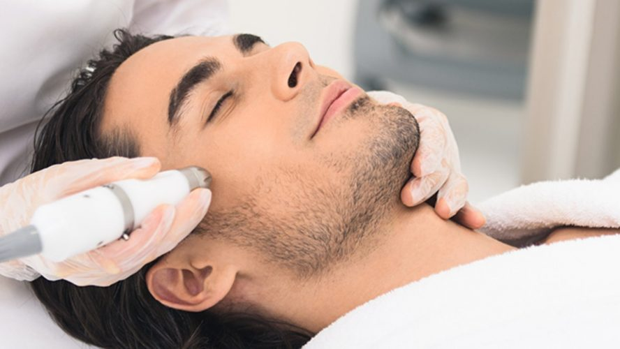 Face The Future Men Laser Hair Removal Is Here To Stay
